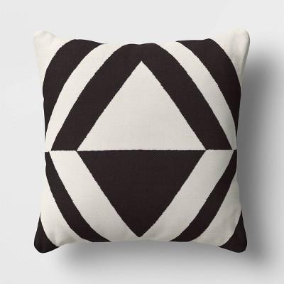 black throw pillows target