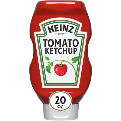 Heinz Squeeze Tomato Ketchup - 20oz