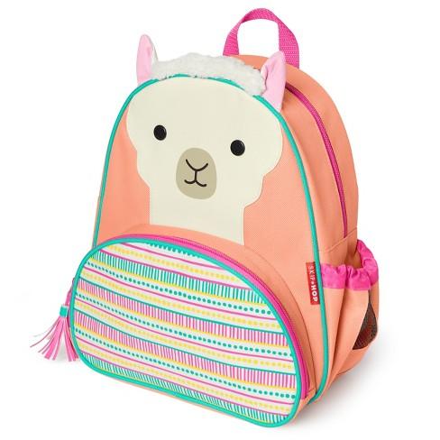"""Skip Hop Zoo Little & Toddler 12"""" Kids' Backpack - Llama - image 1 of 4"""
