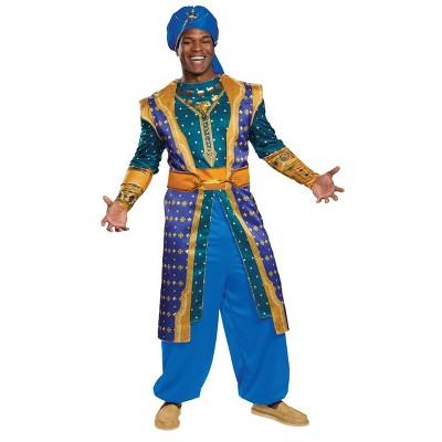 Adult Aladdin Genie Deluxe Halloween Costume