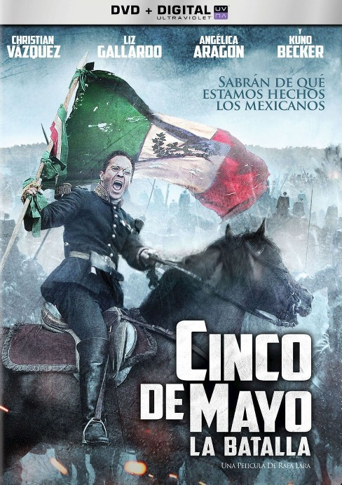 Cinco de mayo:La batalla (DVD) - image 1 of 1