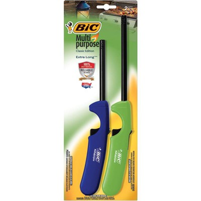 BIC 2ct Multi-Purpose Lighter Wands