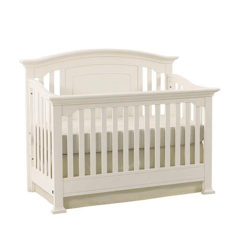 Baby Cache Windsor 4 In 1 Convertible Crib White Target
