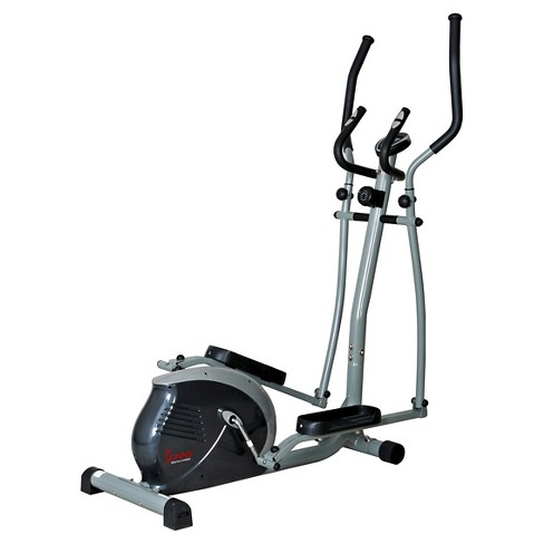 Sunny Health and Fitness (SF-E906) Magnetic Elliptical Trainer - Black - image 1 of 4