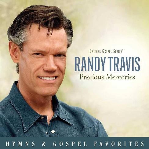 Randy Travis - Precious memories:hy (CD) - image 1 of 1
