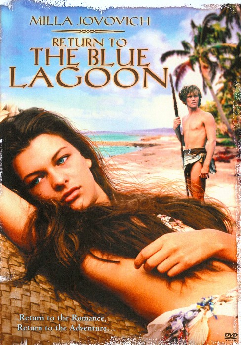 Return to the blue lagoon (DVD) - image 1 of 1