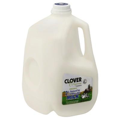 Clover Organic Farms 2% Milk - 1gal