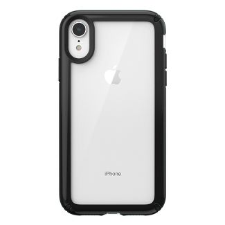 Speck Apple iPhone XR Presidio Case - Clear/Black
