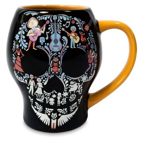 Disney Coco 12oz Ceramic Color Changing Mug - Disney Store - image 1 of 3