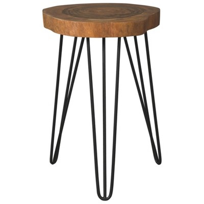 Eversboro Accent Table Brown/Black - Signature Design by Ashley