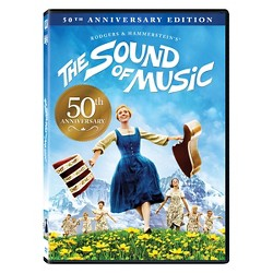 Sound of Music 50th Anniversary (DVD)