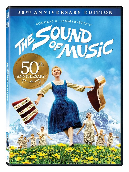 Sound of Music 50th Anniversary (DVD) - image 1 of 1