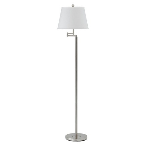 Andros Metal Swing Arm Floor Lamp - image 1 of 1