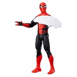 """Spider-Man: Far From Home Marvel's Web Shield Spider-Man 6""""-Scale Hero Action Figure Toy"""