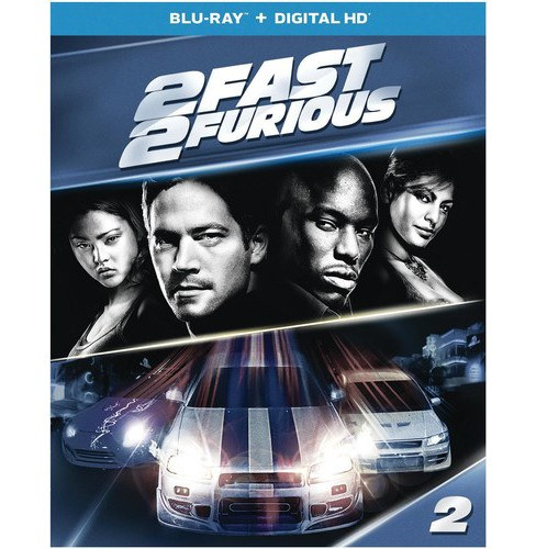 2 Fast 2 Furious (Blu-ray) - image 1 of 1