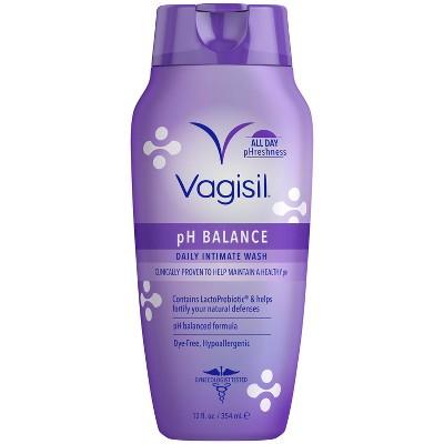 Vagisil pH Balanced Daily Intimate Feminine Wash for Women - 12oz