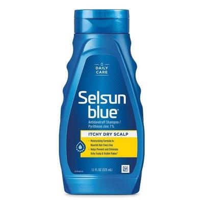 Selsun Blue Itchy Dry Scalp Shampoo - 11 fl oz