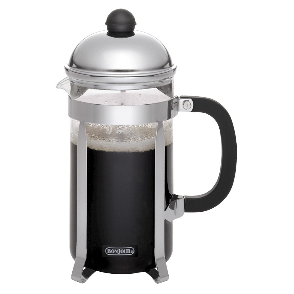 Bonjour Monet 8-Cup French Press Coffee Maker, Black 16578403