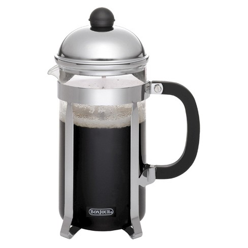 Bonjour Monet 8 Cup French Press Coffee