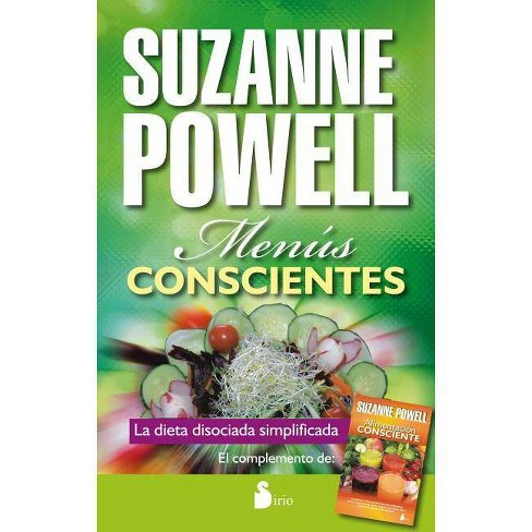 Menus Conscientes - 2 Edition by  Suzanne Powell (Paperback) - image 1 of 1