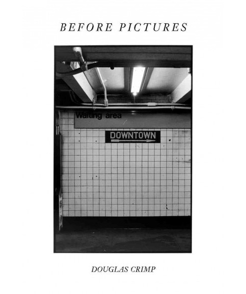 Before Pictures (Hardcover) (Douglas Crimp) - image 1 of 1