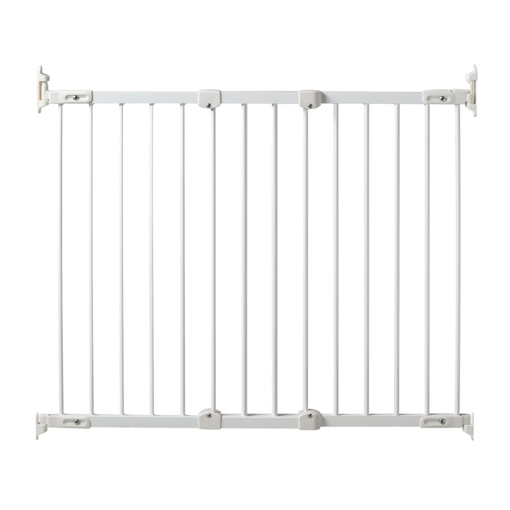 Image of KidCo Angle Mount Safeway Baby Gate - White