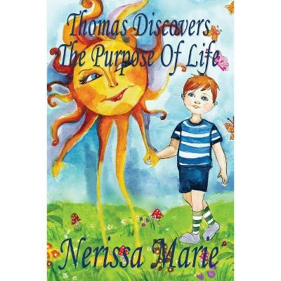 Thomas Discovers The Purpose Of Life (Kids book about Self-Esteem for Kids, Picture Book, Kids Books, Bedtime Stories for Kids, Picture Books, Baby