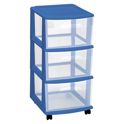 utility storage carts utility&nbspGlorious Blue&nbsp - Room Essentials™ - image 1 of 2