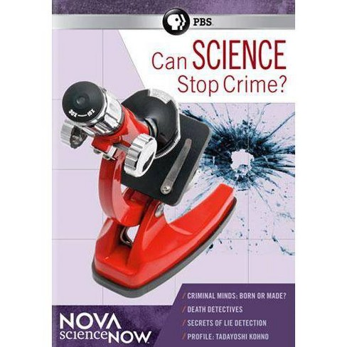 Nova Sciencenow: Can Science Stop Crime? (DVD) - image 1 of 1