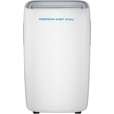 Emerson Quiet Kool Portable Air Conditioner with Remote Control for Rooms up to 200 sq ft