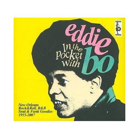 Eddie Bo - In The Pocket With Eddie Bo! (CD) - image 1 of 1