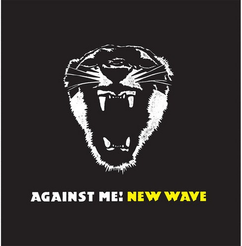 New Wave - Against Me (Vinyl) - image 1 of 1