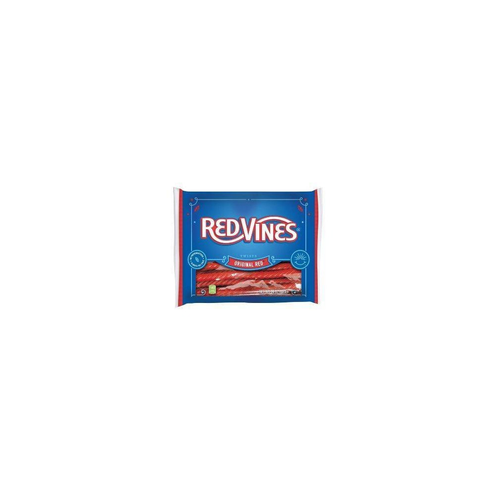 Red Vines Original Red Twists Licorice Candy 24oz