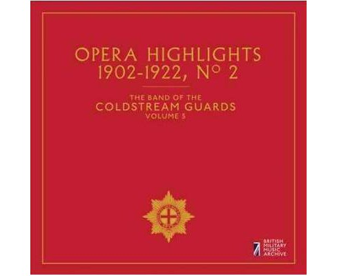 Band Of The Coldstre - Band Of The Coldstream Guards:Vol 5 (CD) - image 1 of 1
