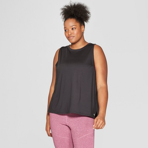 b401bafe6 Women's Plus Size Muscle Tank Top - JoyLab™ : Target