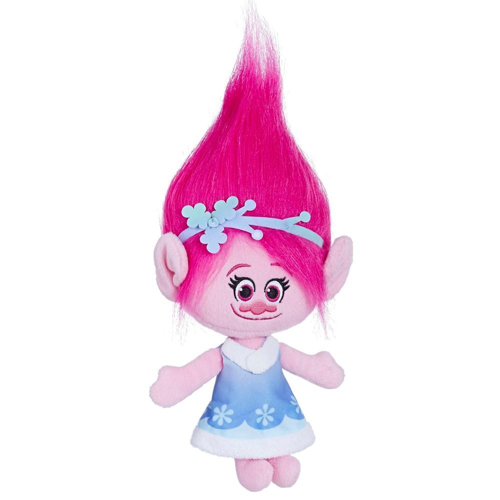 DreamWorks Trolls Holiday Poppy Hug 'N Plush Doll
