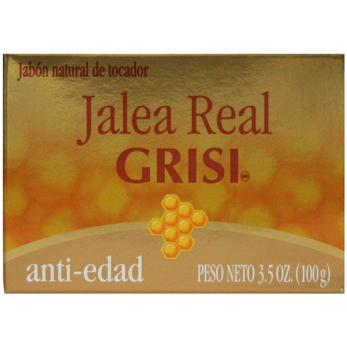 Grisi Royal Jelly Anti Age Soap - 3.5oz - image 1 of 1