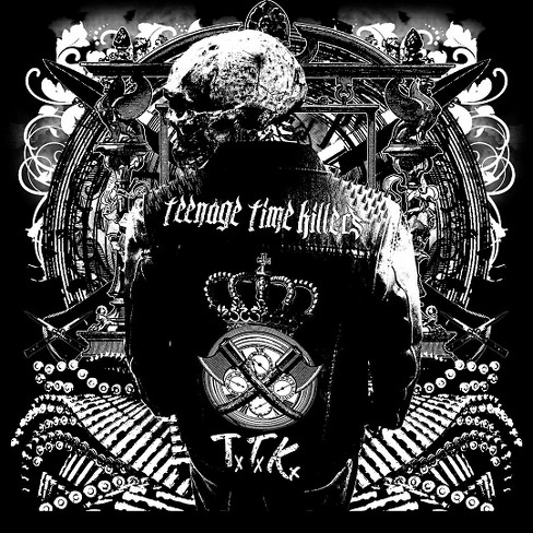 Teenage time killers - Greatest hits vol 1 (CD) - image 1 of 1
