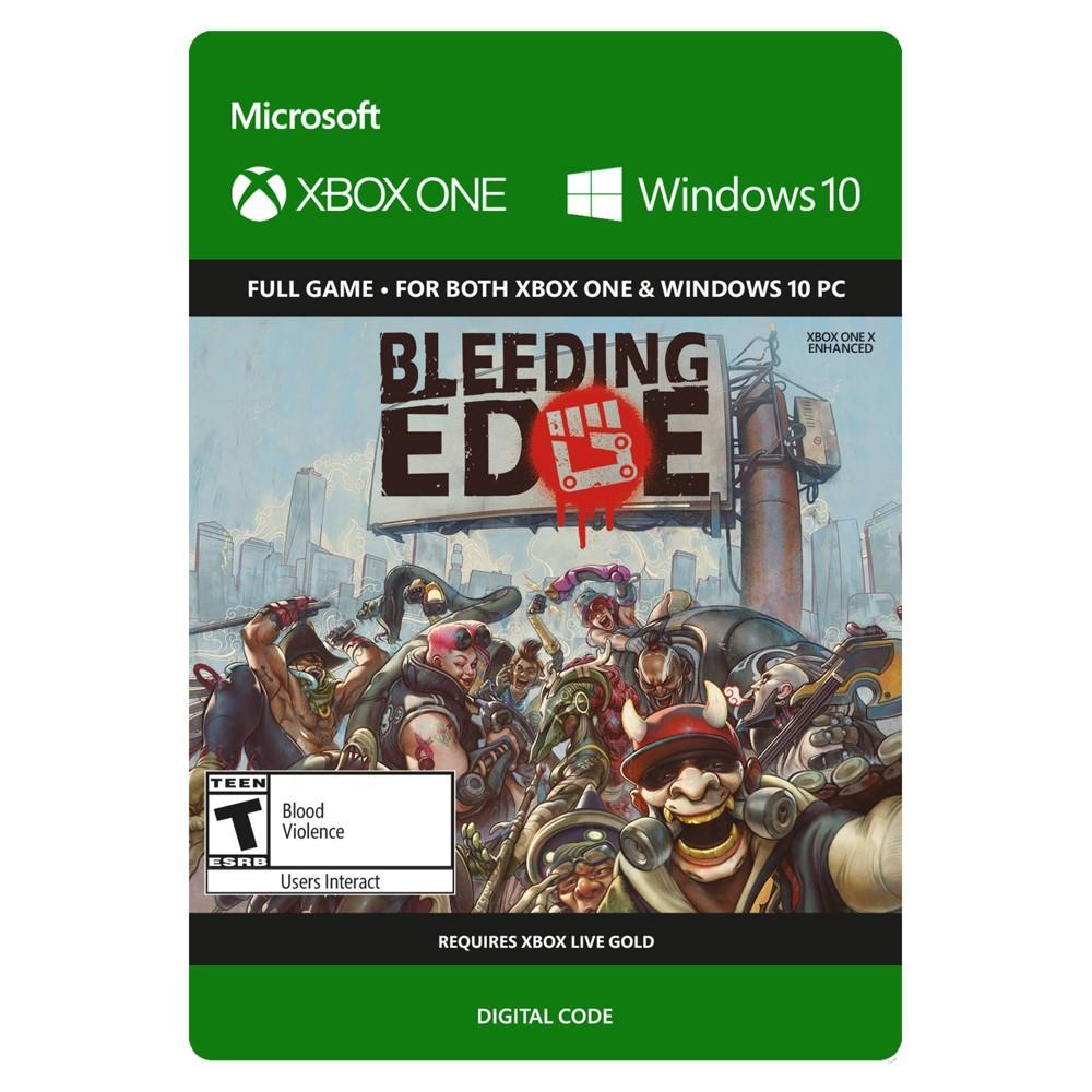 Bleeding Edge - Xbox One (Digital) was $29.99 now $14.99 (50.0% off)