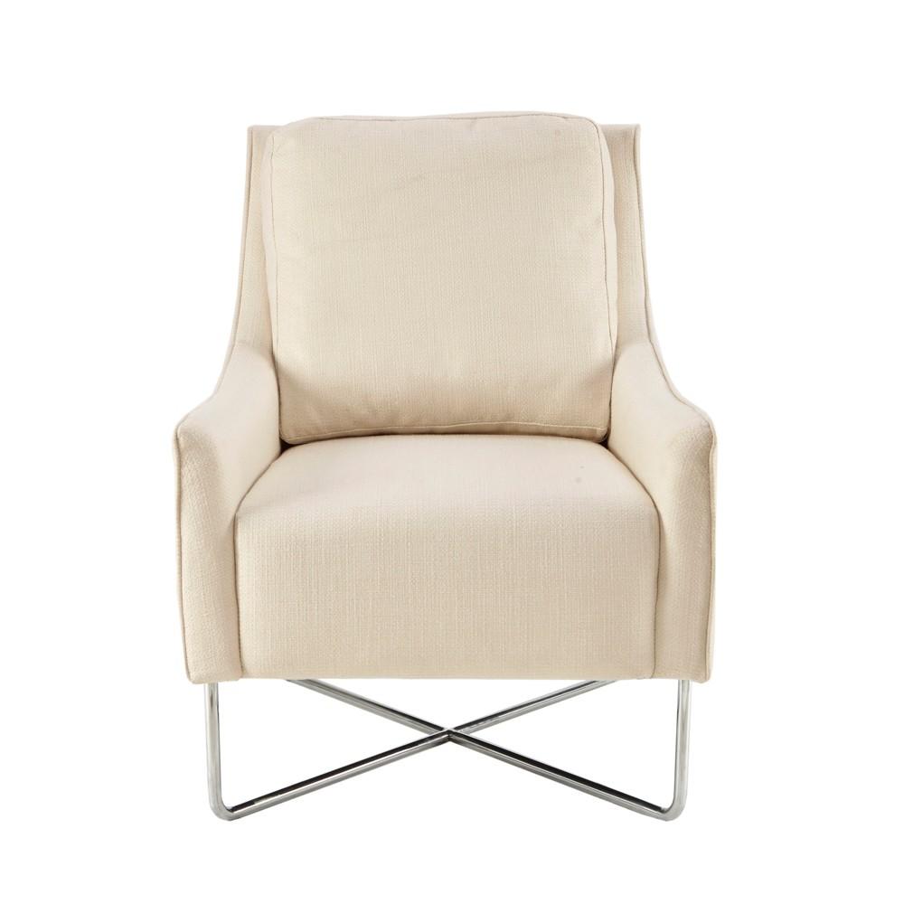 Yablon Accent Arm Chair Ivory