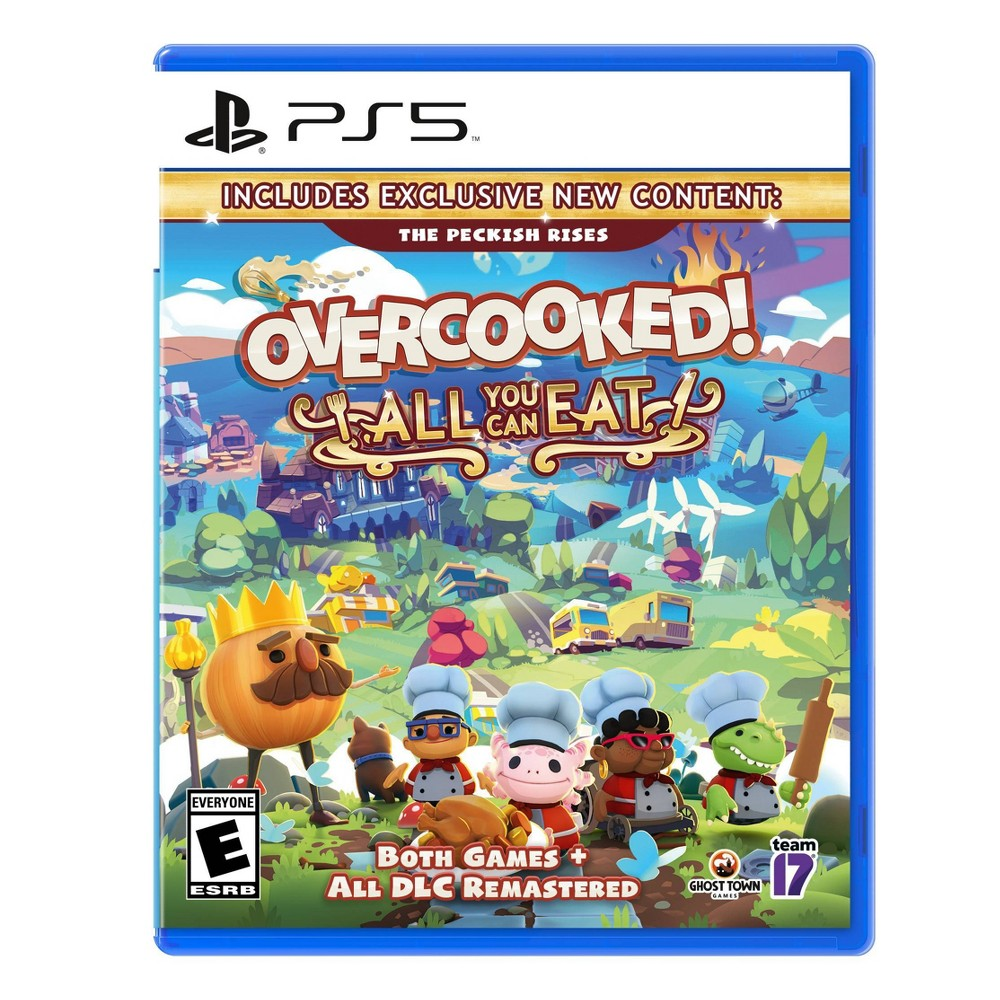 Overcooked All You Can Eat Playstation 5