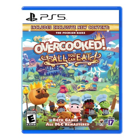 Overcooked! All You Can Eat - PlayStation 5 - image 1 of 4
