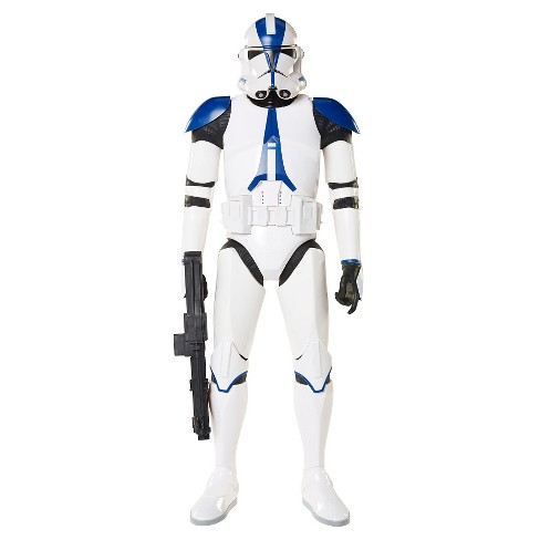"Star Wars 501st Legion Clone Trooper Action Figure  18"" - image 1 of 7"
