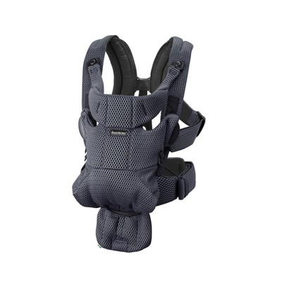 BABYBJÖRN Baby Carrier Free in 3D Mesh - Anthracite