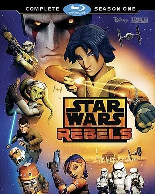 Star Wars Rebels: The Complete Season 1 (Blu-ray)
