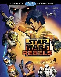 Star Wars Rebels The Complete Season 1/2/3 Blu-ray Deals