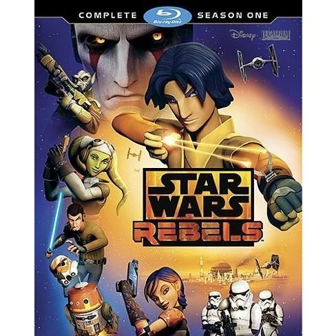 Star Wars Rebels: Complete Season 1 (Blu-ray) (2 Discs) - image 1 of 1