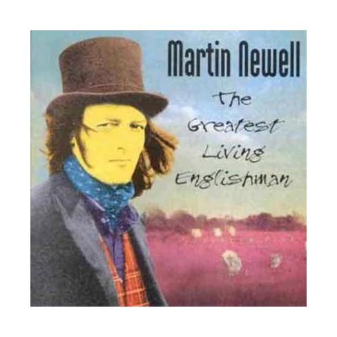 Martin Newell - Greatest Living Englishmen (CD) - image 1 of 1
