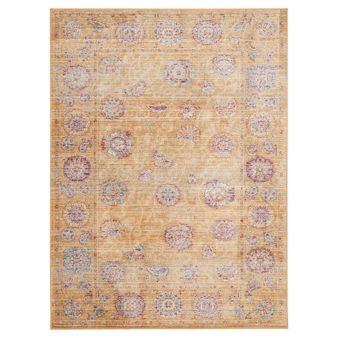 "Calista Rug - Gold(5'3""x7'6"") - Safavieh® - image 1 of 7"