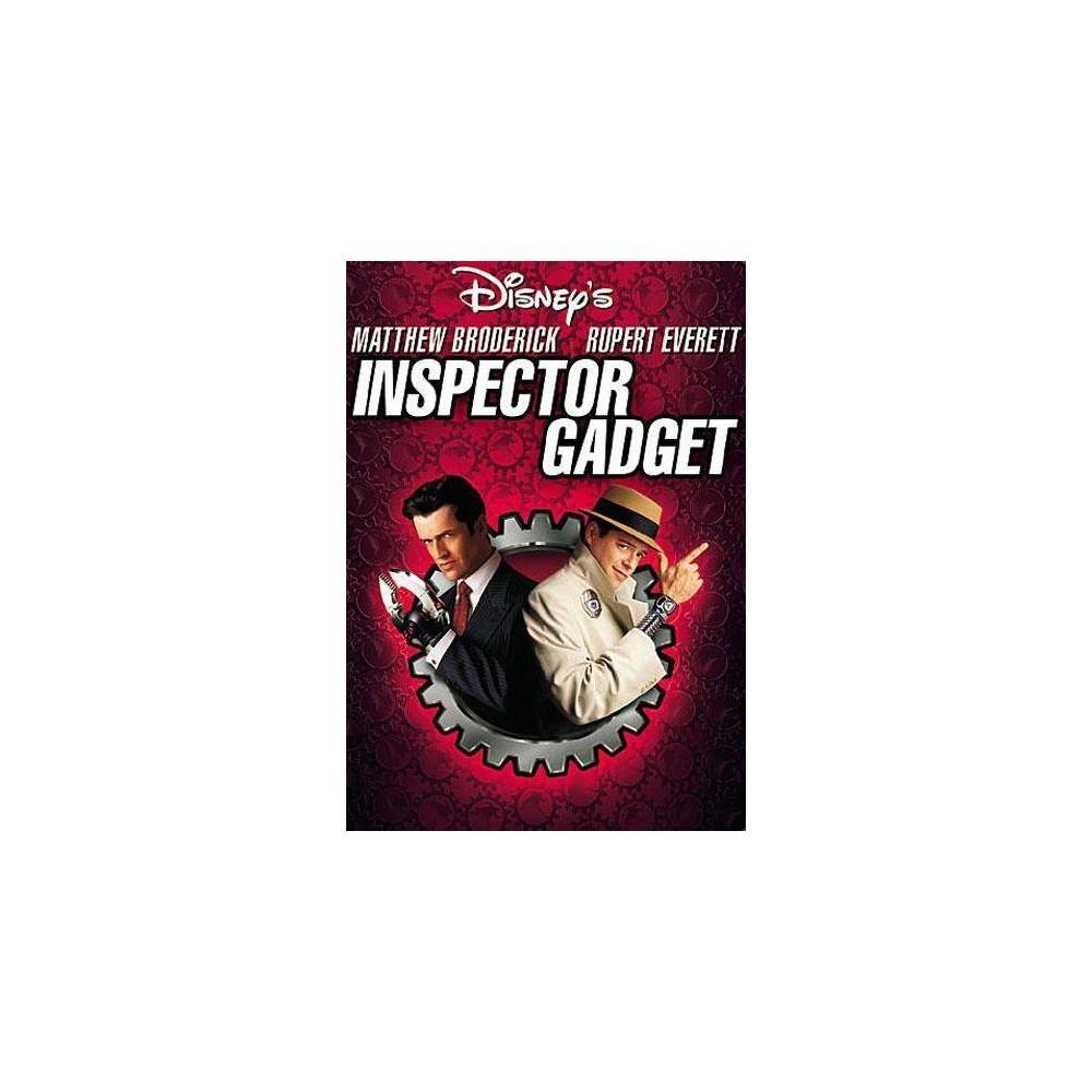 Inspector Gadget (DVD), movies